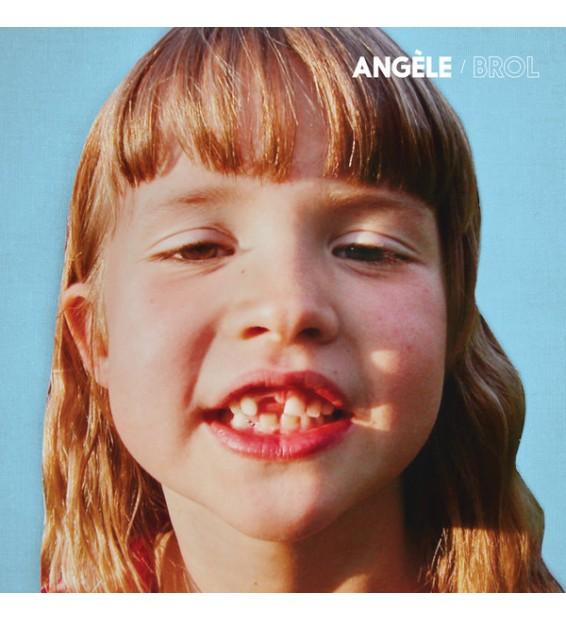 Angèle (3) - Brol (LP, Album, Blu) mesvinyles.fr