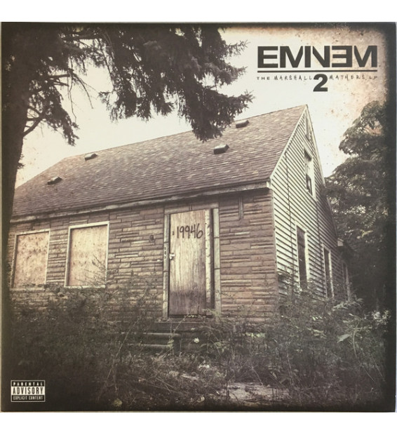 Eminem - The Marshall Mathers LP 2 (2xLP, Album) mesvinyles.fr