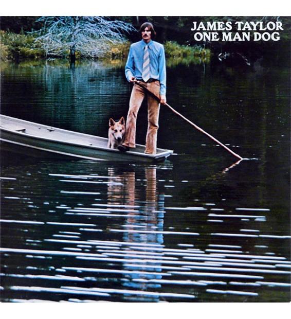 James Taylor (2) - One Man Dog (LP, Album)