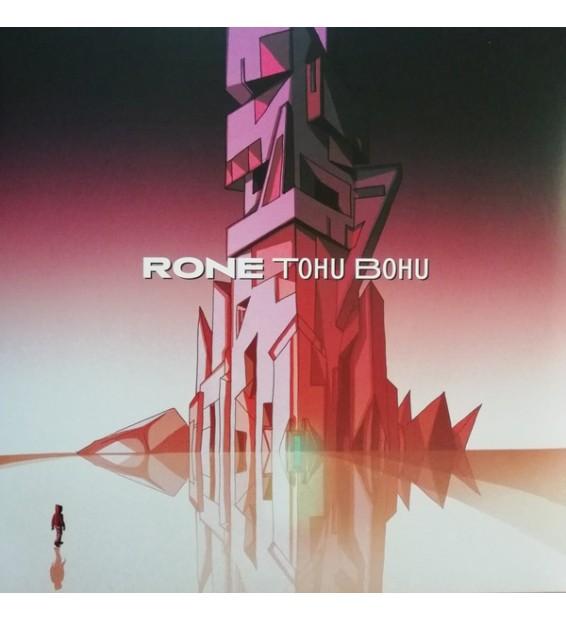 "Rone - Tohu Bohu (2x12"", Album, RE, Red) mesvinyles.fr"