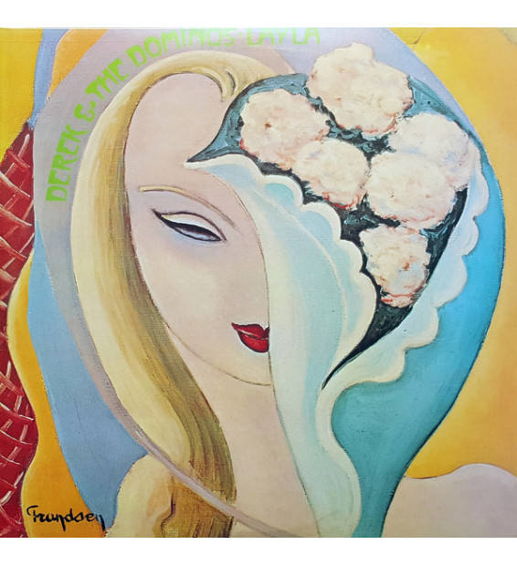 Derek & The Dominos - Layla And Other Assorted Love Songs (2xLP, Album, RM, Gat)