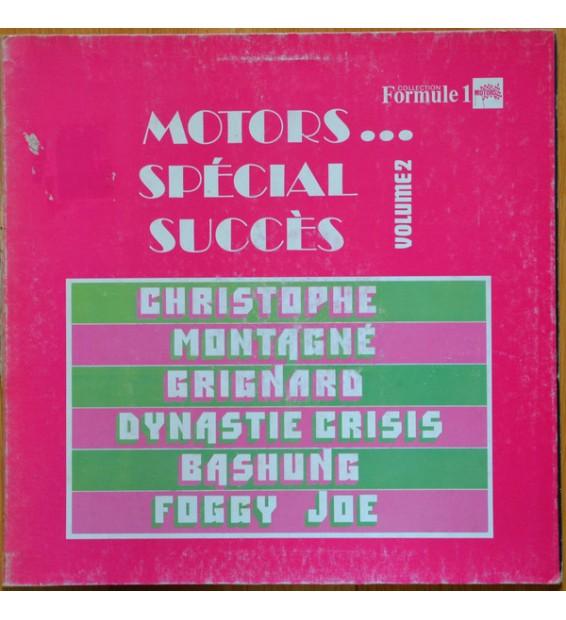 Various - Motors Spécial Succès (Volume 2) (LP, Comp)