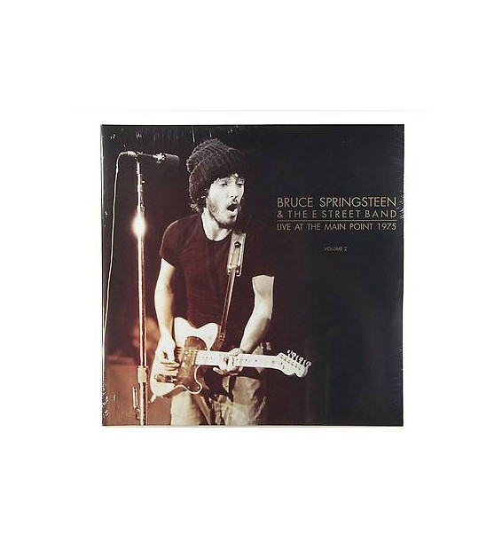 Bruce Springsteen & The E Street Band* – Live At The Main Point 1975 Volume 2