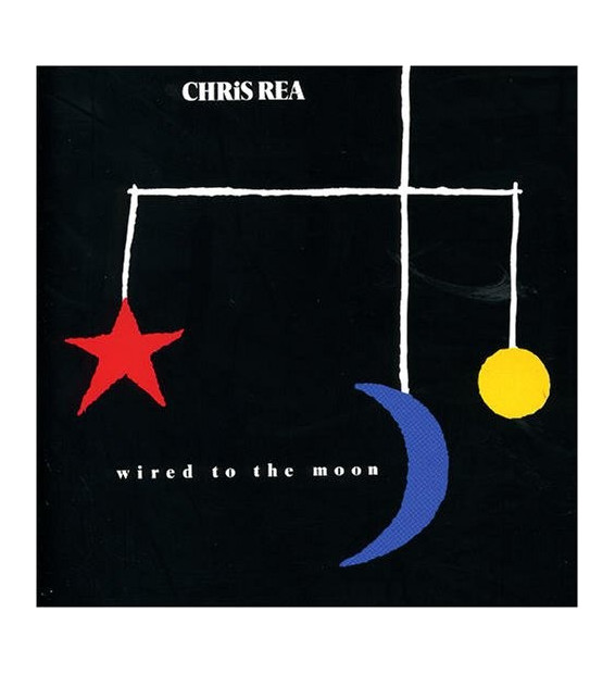 Chris Rea - Wired To The Moon (LP, Album)