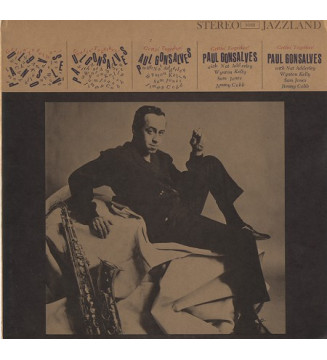Paul Gonsalves - Gettin' Together (LP, Mono) mesvinyles.fr