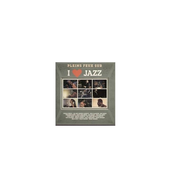 Various - Plein Feux Sur I Love Jazz (LP, Album) mesvinyles.fr