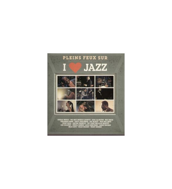 Various - Plein Feux Sur I Love Jazz (LP, Album)