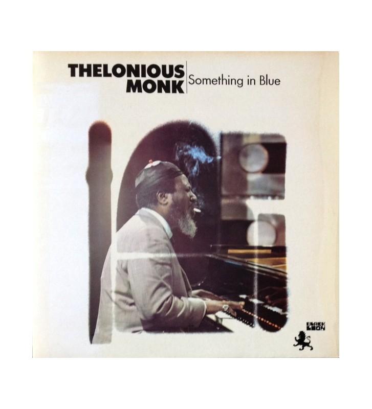 Thelonious Monk - Something In Blue (LP, Album, RE) mesvinyles.fr
