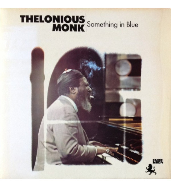 Thelonious Monk - Something In Blue (LP, Album, RE)