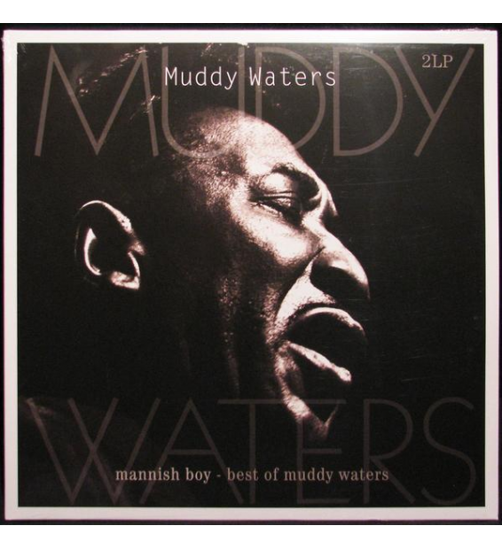 MUDDY WATERS - mannish boy: the best of
