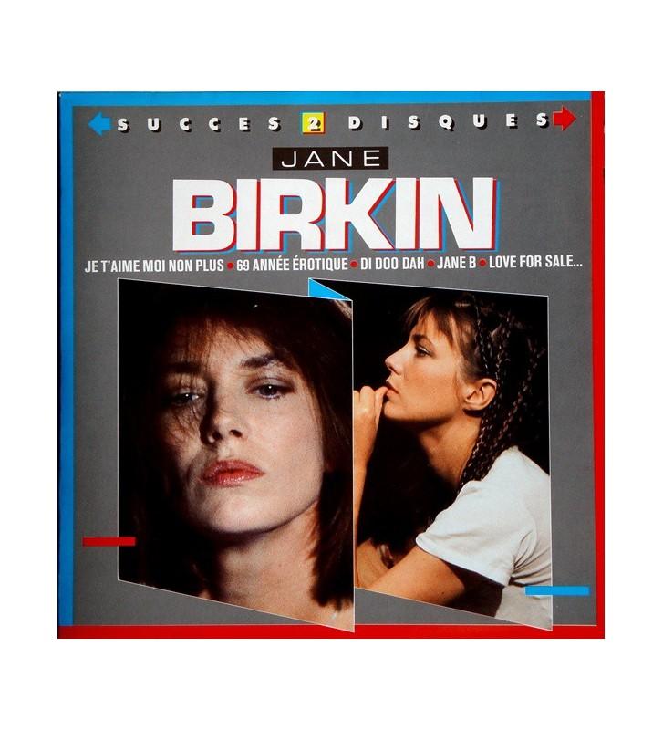 Jane Birkin - Succés 2 Disques (2xLP, Comp) mesvinyles.fr