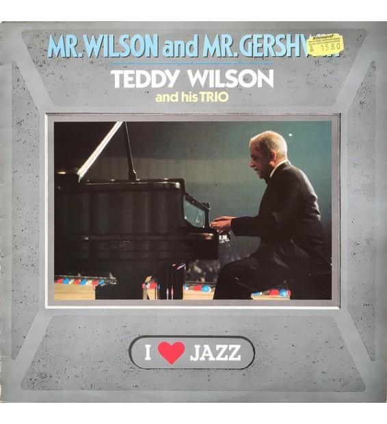 Teddy Wilson And His Trio* - Mr. Wilson And Mr. Gershwin (LP, Album, RE) mesvinyles.fr