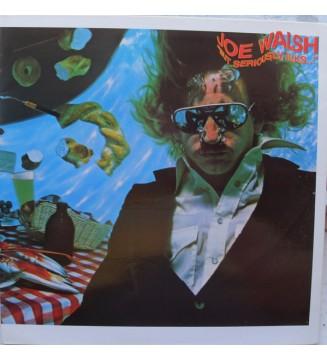 "Joe Walsh - ""But Seriously, Folks..."" (LP, Album, Gat)"