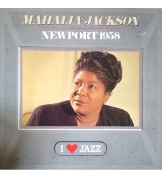 Mahalia Jackson - Newport 1958 (LP, Album, RE) mesvinyles.fr