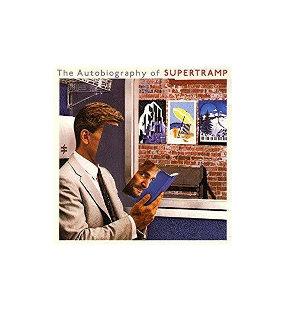 Supertramp - The Autobiography Of Supertramp (LP, Comp)