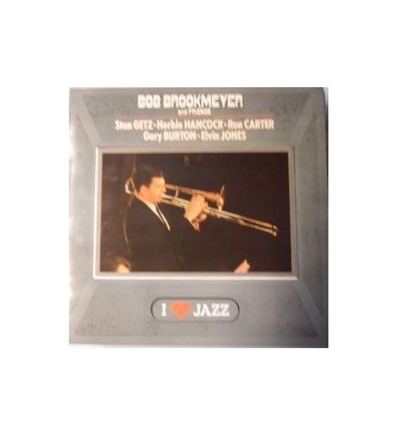 Bob Brookmeyer - Bob Brookmeyer And Friends (LP, Album, RE)