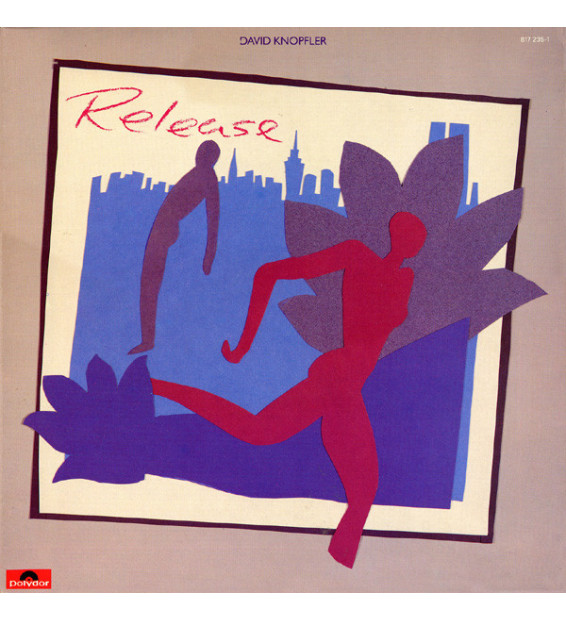 David Knopfler - Release (LP, Album, Gat)
