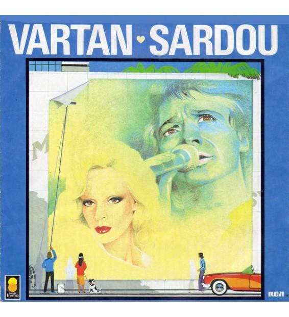 """Vartan* ♥ Sardou* - La Première Fois Qu'On S'Aimera / L'Atlantique / Les Balkans Et La Provence (7"""", Single) mesvinyles.fr"""