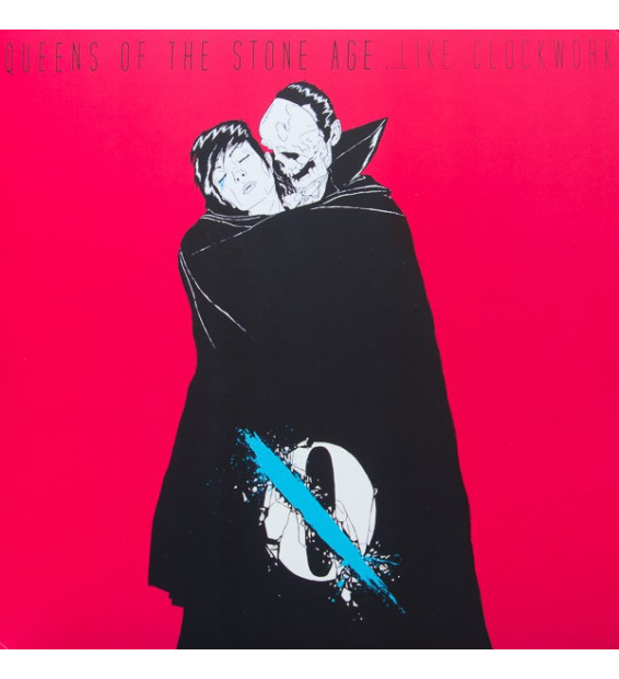 "Queens Of The Stone Age - ...Like Clockwork (2x12"", Album)"