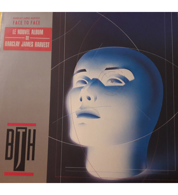 Barclay James Harvest - Face To Face (LP, Album) mesvinyles.fr