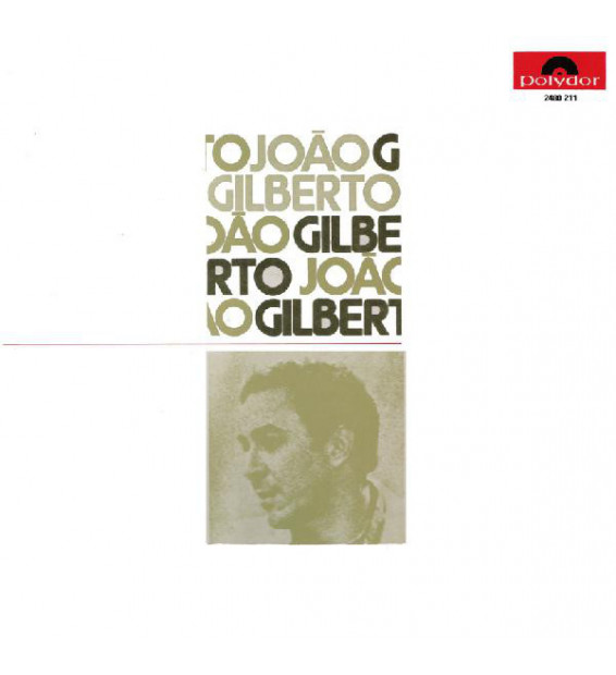 João Gilberto - João Gilberto (LP, Album, RE)