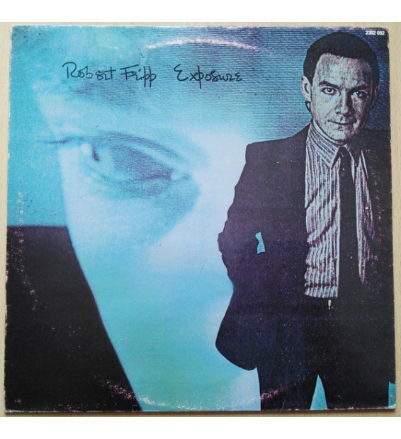 Robert Fripp - Exposure (LP, Album) mesvinyles.fr