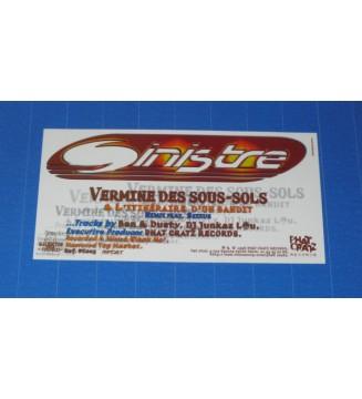 """Sinistre - Vermine Des Sous-Sols (12"""") mesvinyles.fr"""