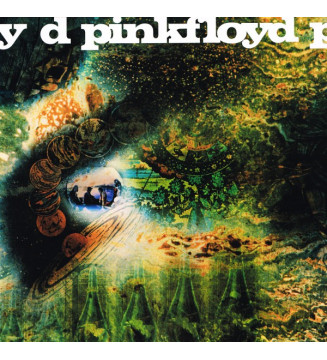 Pink Floyd - A Saucerful Of Secrets (LP, Album, RE, RM, 180) mesvinyles.fr