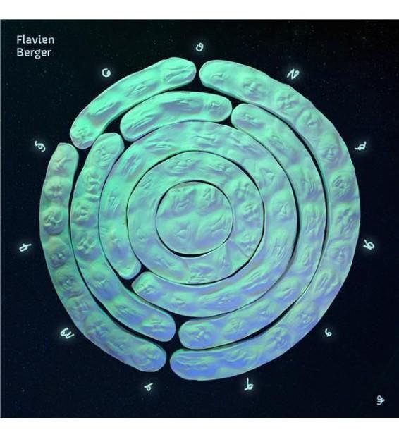 Flavien Berger - Contre-Temps (2xLP, Ltd, Col)