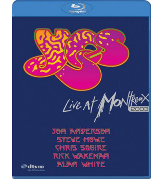 Yes - Live At Montreux 2003 (Blu-ray, Multichannel) mesvinyles.fr