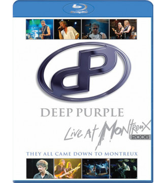 Deep Purple - Live At Montreux 2006 - They All Came Down To Montreux (Blu-ray, Multichannel) mesvinyles.fr