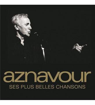Charles Aznavour - Ses Plus Belles Chansons (LP, Comp)