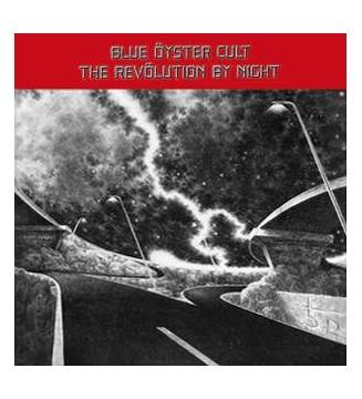 Blue Öyster Cult - The Revölution By Night (LP, Album) mesvinyles.fr