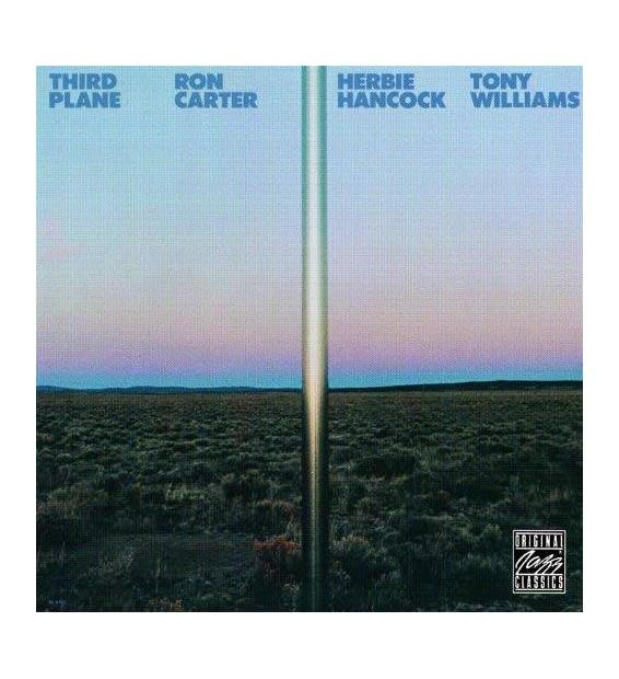 Ron Carter / Herbie Hancock / Tony Williams* - Third Plane (LP, Album)