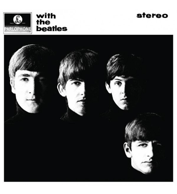 The Beatles - With The Beatles (LP, Album, RE, RP)