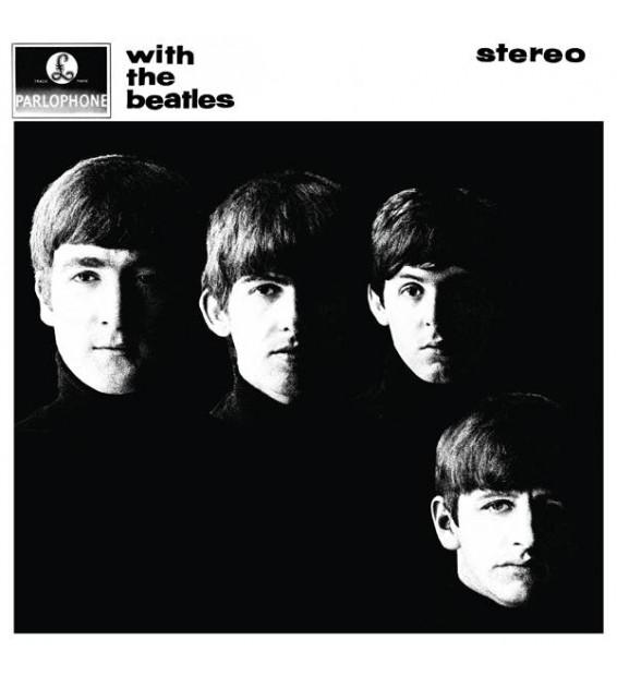 The Beatles - With The Beatles (LP, Album, Mono, Yel) mesvinyles.fr