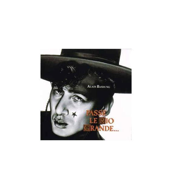 Alain Bashung - Passé Le Rio Grande... (LP, Album, RM)