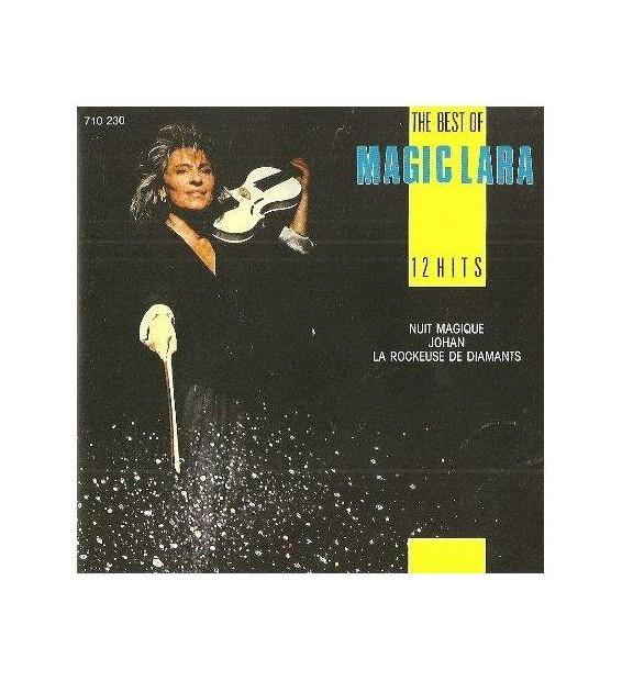 Magic Lara* - The Best Of Magic Lara (LP, Comp)