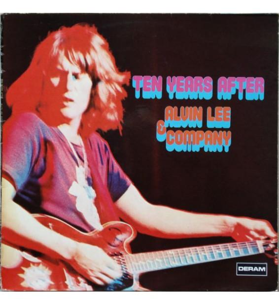 Ten Years After - Alvin Lee & Company (LP, Album) mesvinyles.fr