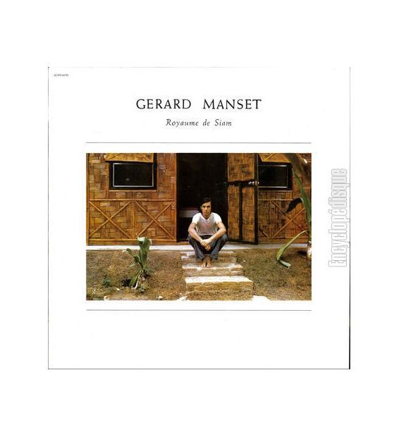 Gérard Manset - Royaume De Siam (LP, Album)
