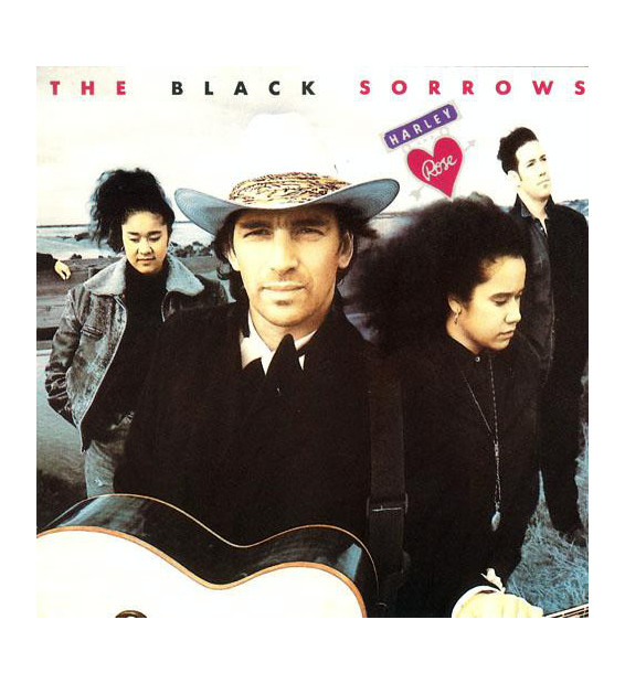 The Black Sorrows - Harley And Rose (LP, Album) mesvinyles.fr