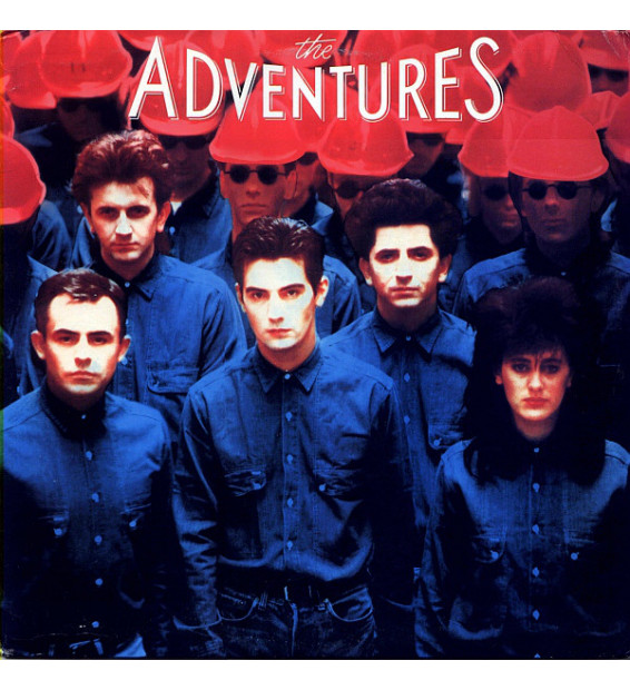 The Adventures - The Adventures (LP, Album)