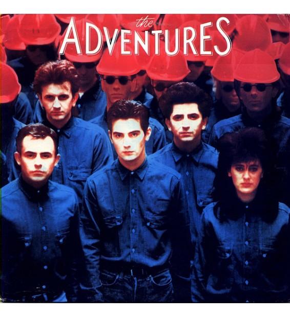 The Adventures - The Adventures (LP, Album)