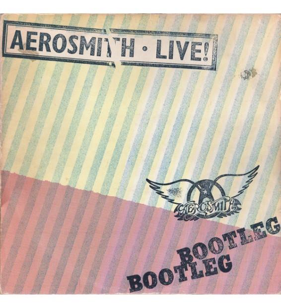 Aerosmith - Live! Bootleg (2xLP, Album) mesvinyles.fr