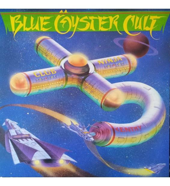 Blue Öyster Cult - Club Ninja (LP, Album) mesvinyles.fr