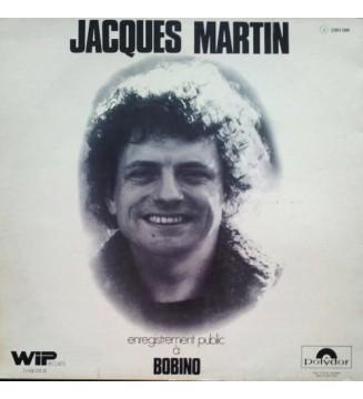 Jacques Martin - Bobino (LP, Album) mesvinyles.fr