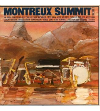 Various - Montreux Summit, Volume 1 (2xLP, Album)