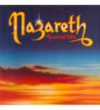 Nazareth (2) - Greatest Hits (LP, Comp) mesvinyles.fr