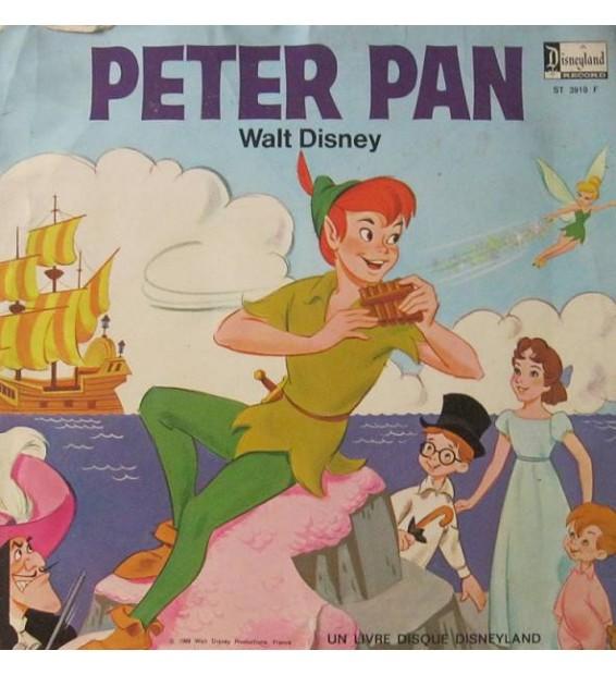 """J.-M. Barrie*, François Périer - Peter Pan (10"""") mesvinyles.fr"""