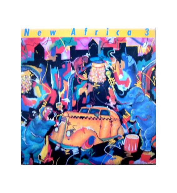 Various - New Africa 3 (LP, Comp) mesvinyles.fr